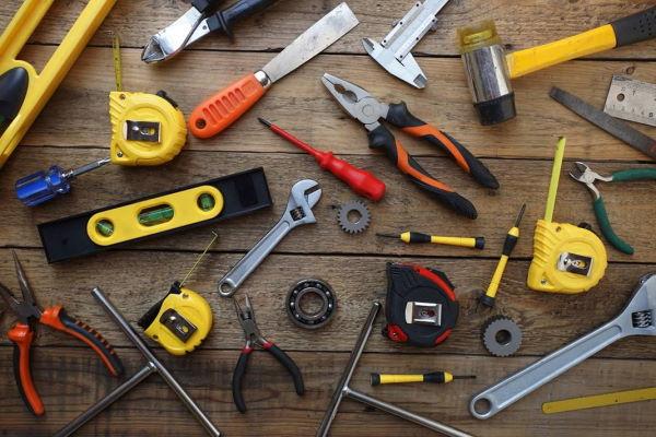 hur man organiserar en verktygslåda